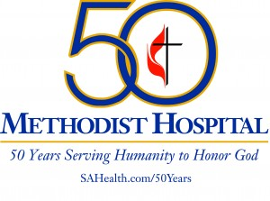 Methodist50thLOGO