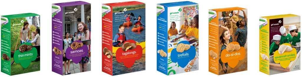 Girl Scouts_CookiePkgLineUp1_Super6